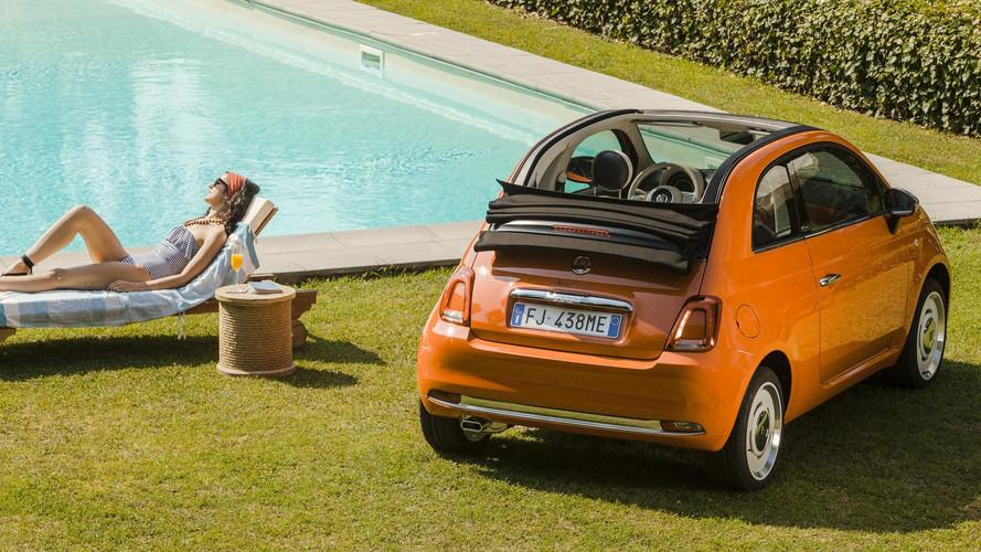 Fiat 500'ün yeni özel versiyonu Anniversario tanıtıldı