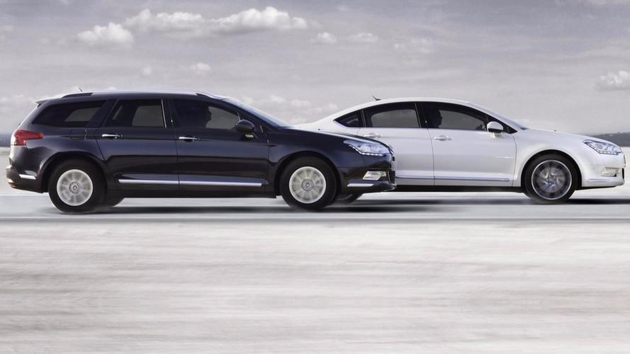 Citroën vient de stopper la production de la C5