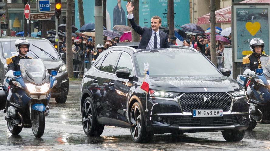 DS 7 Crossback : un effet Emmanuel Macron ?