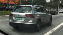 Volkswagen Tiguan Allspace no Brasil