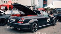 Mercedes Classe S pick-up
