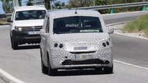 2018 Peugeot Partner spy photos