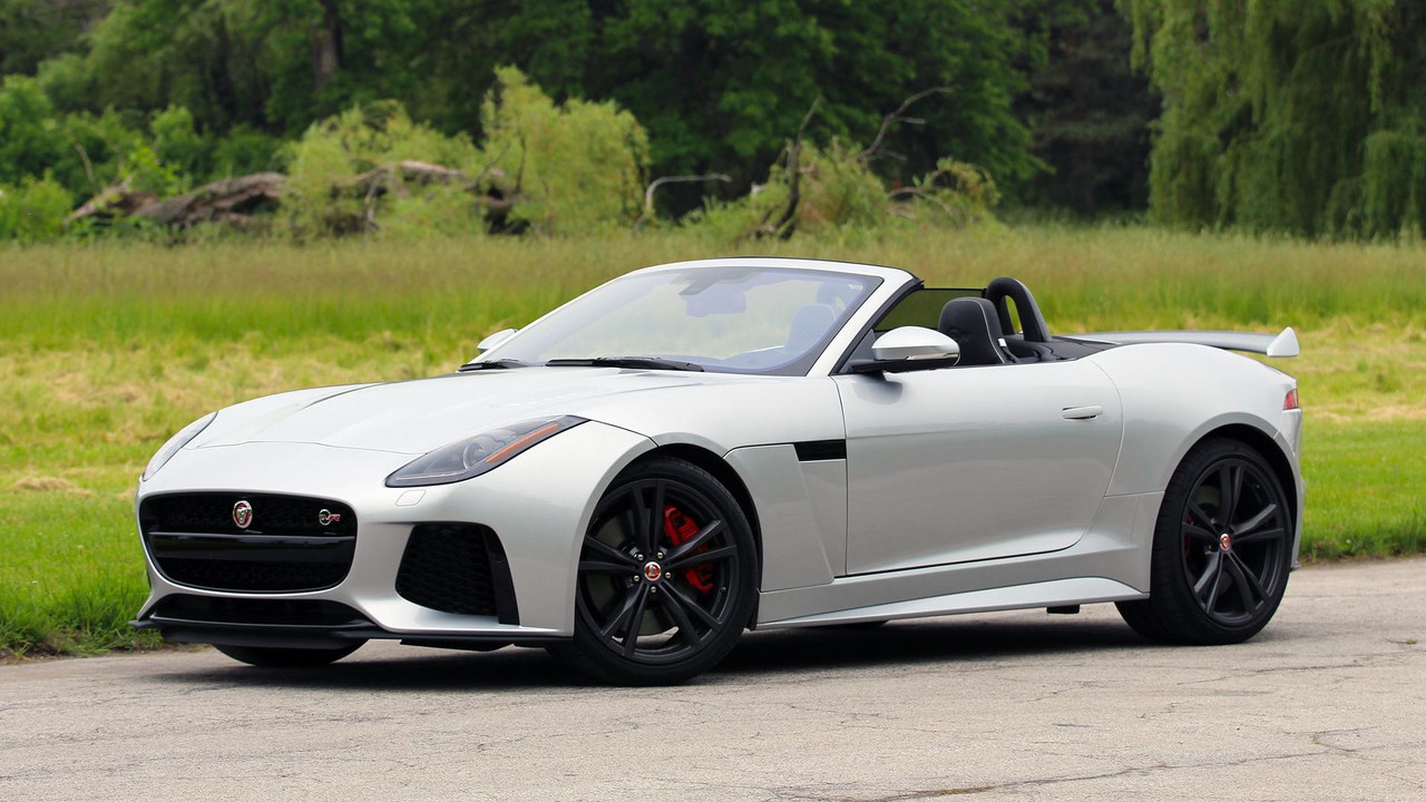 2017 jaguar f type svr convertible review photos. Black Bedroom Furniture Sets. Home Design Ideas