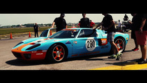 Ford GT Standing Mile Record
