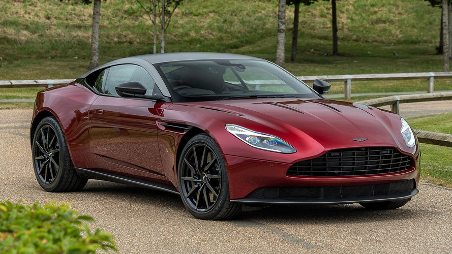 Une version unique pour l'Aston Martin DB11