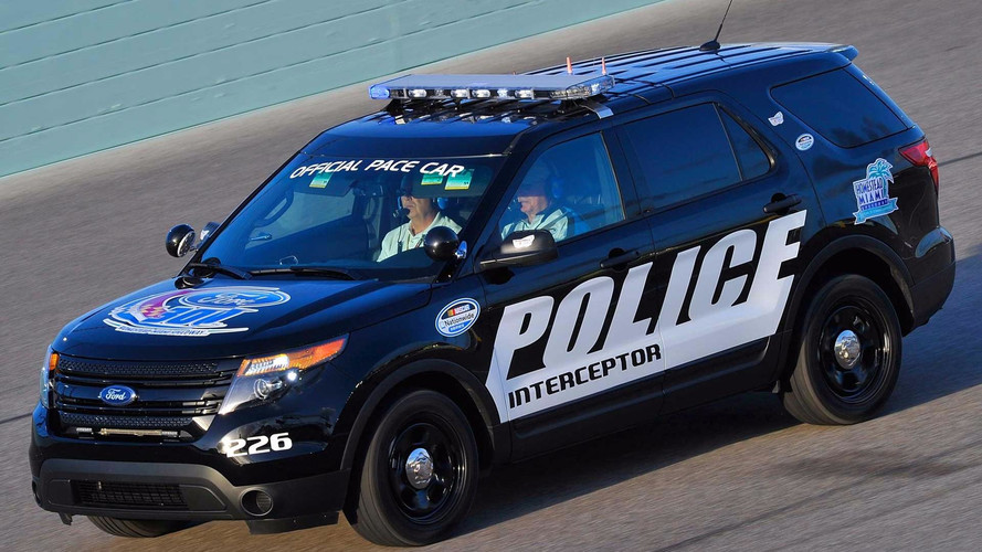 Ford Explorer Police Interceptor