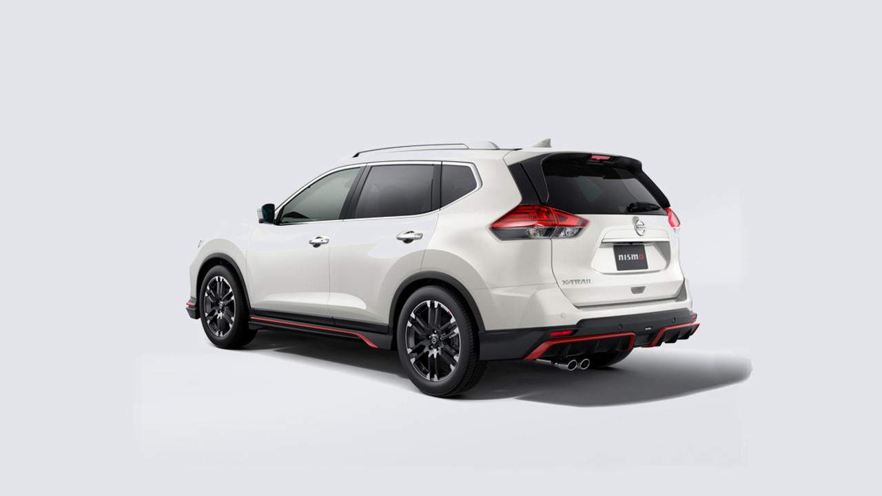 Nissan X-Trail paquete Nismo Performance