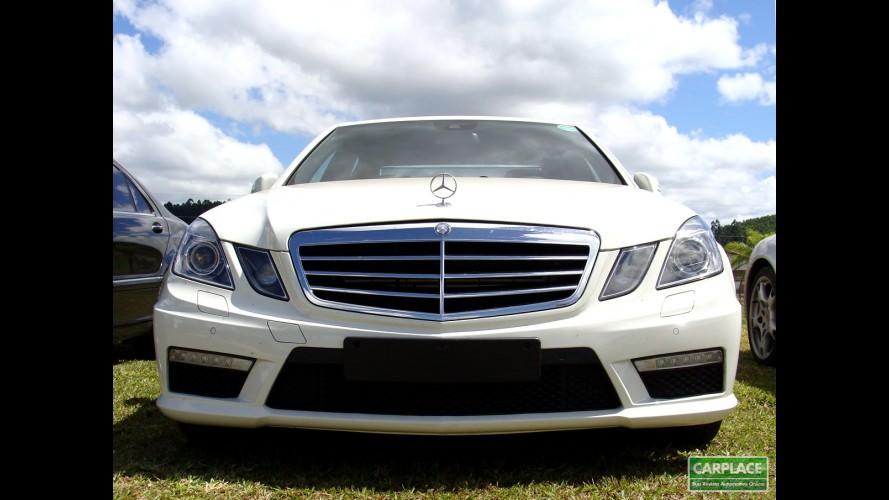Luxo em alta: Mercedes-Benz cresce 45% no 1º quadrimestre no Brasil