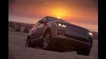 Volta rápida: Land Rover Range Rover Vogue 5.0 V8 Supercharged - No topo do mundo