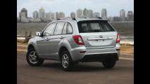 Lifan X60 bate rivais e se torna o chinês mais vendido do Brasil em 2014