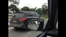 Flagra: Mercedes testa motor 1.6 turbo flex - veja cronograma da marca