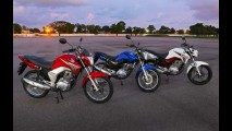 Lista: as 20 motos mais vendidas no Brasil em janeiro
