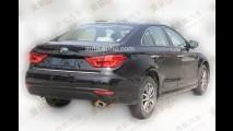 É um Audi? Um BMW? Não, eis o novo Lifan 820