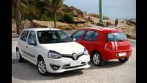 Hatches de entrada: Gol vai bem em abril; Etios e Clio se destacam