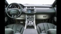 Máquinas inglesas: Range Rover Evoque Dynamic e Triumph Tiger 800XC