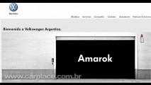 Volkswagen Amarok - Este é o nome oficial da nova pick-up média da VW que chega em 2010