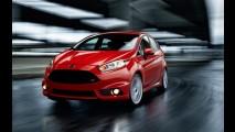 Segredo: Fiesta ST chega no Salão de 2014, que terá também o novo Mustang global