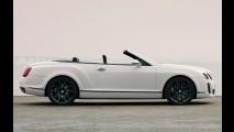 Bentley apresenta o Continental Supersports Convertible 2011 em Genebra com seus 612cv