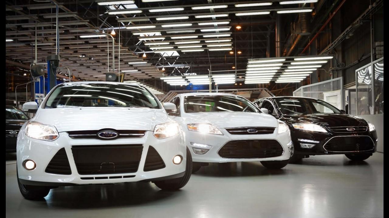 Rússia será líder do mercado automotivo europeu em 2020