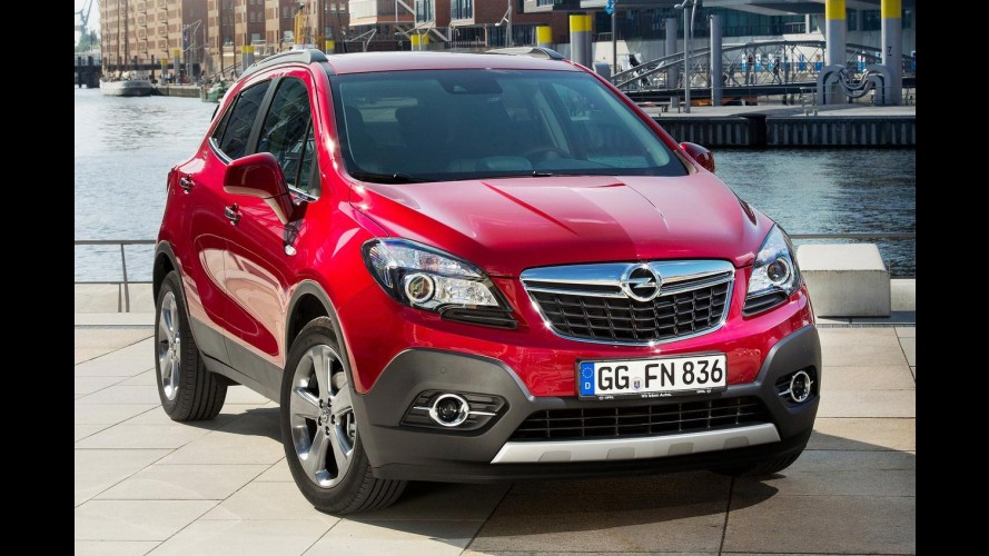 GM planeja tornar Opel novamente lucrativa até 2016