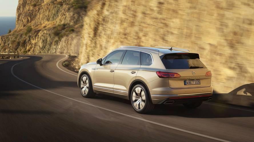 Primeiras impressões: Volkswagen Touareg 2018