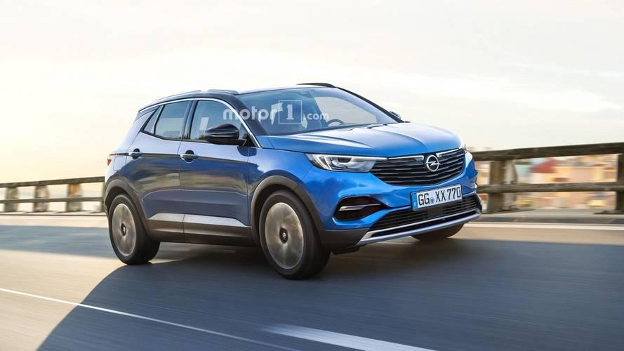2020 Opel Mokka X First Details: Bigger, Electrified, PSA ...