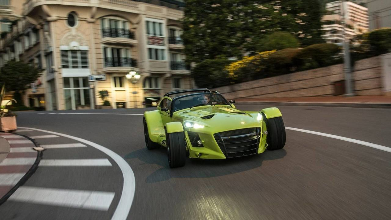 Donkervoort D8 GTO-RS - Audi
