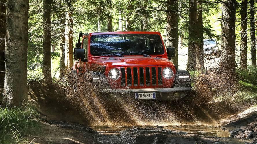 Primera prueba Jeep Wrangler 2018: una vez más, el rey de los TT