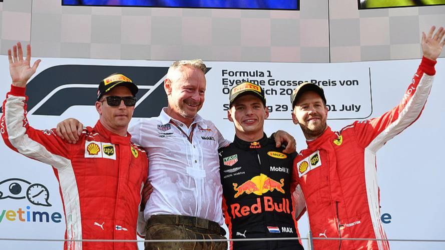 2018 F1 Austrian GP: Verstappen Wins As Mercedes Self-Destructs