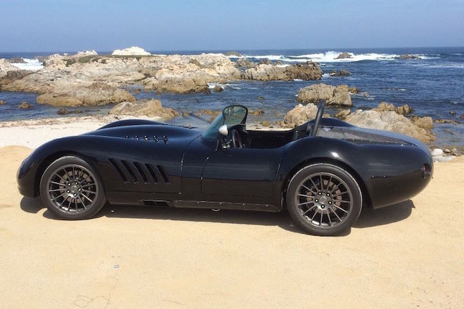 For $117,000, This Lighweight Lucra Looks Lovely