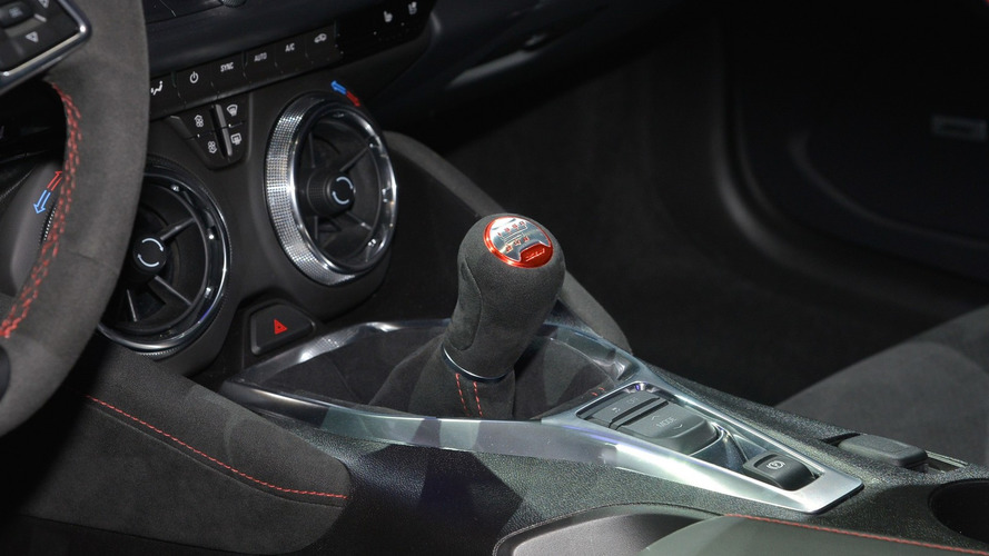 Chevrolet présente la Camaro ZL1
