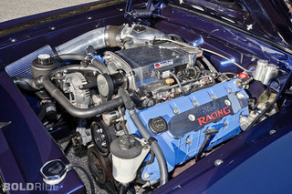 Resto-Mod Ford Mustang Combines the Best of Old and New