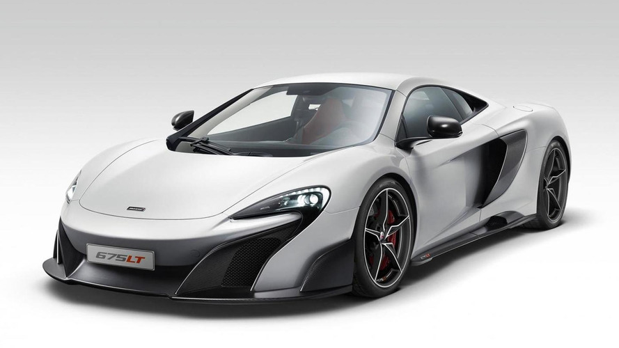 McLaren 675LT reaches sell out status