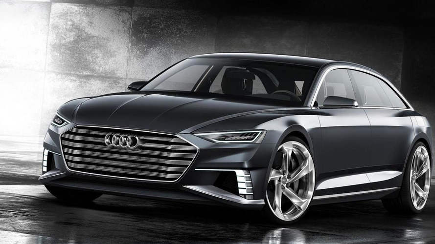 Audi Prologue Avant concept unveiled with a plug-in hybrid powertrain