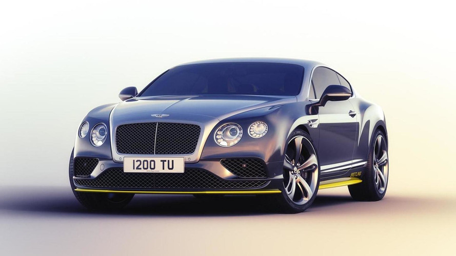 Bentley Continental GT Speed Breitling Jet Team Series announced
