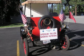 Your Ride: 1901 Oldsmobile Curved Dash Reproduction