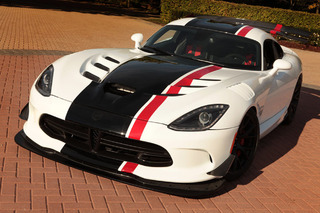 Hardcore Dodge Viper ACR Headed to SEMA