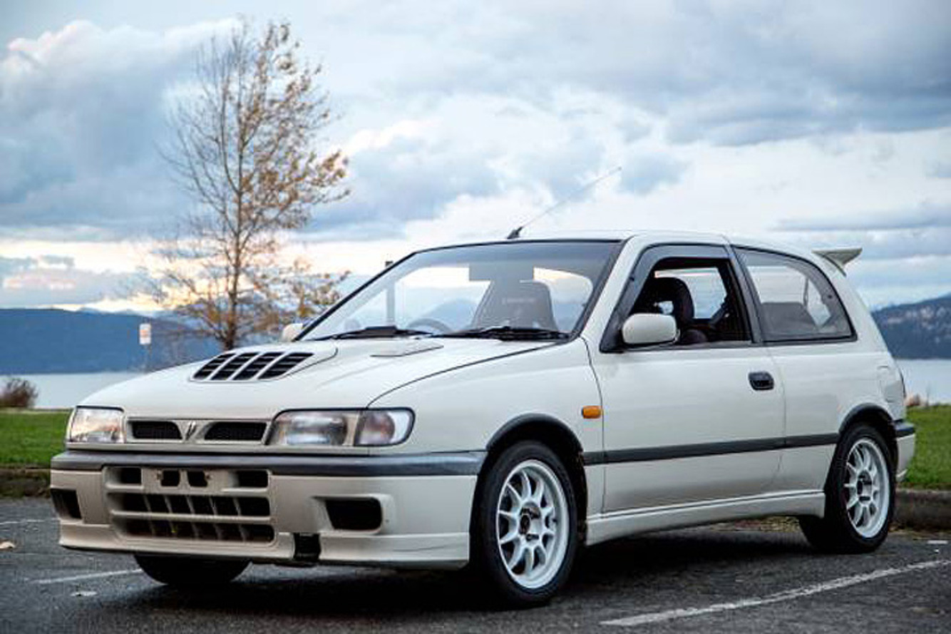 This 1991 Nissan Pulsar is a Bargain GT-R Supercar