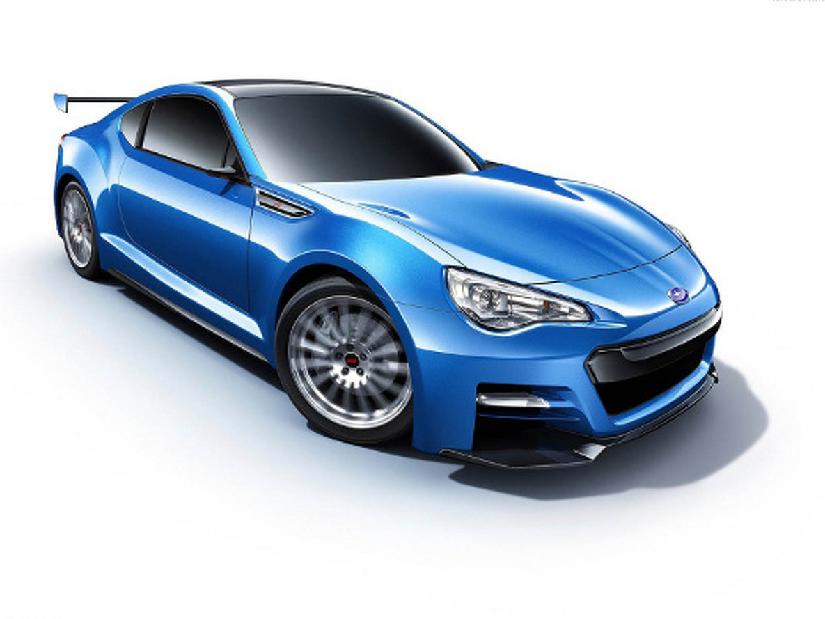 Subaru BRZ: The Car You Deserve for Being So Nice!