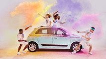 Renault Twingo THE COLOR RUN special edition