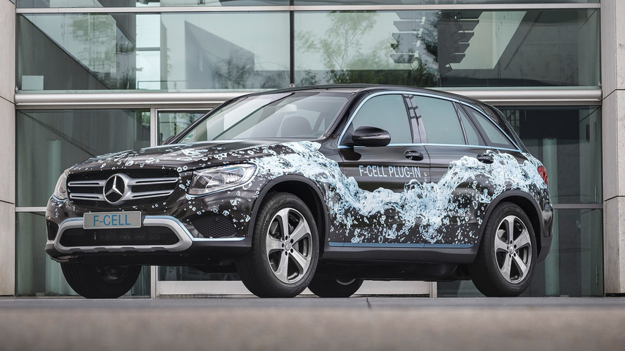 2017 Mercedes GLC F-CELL