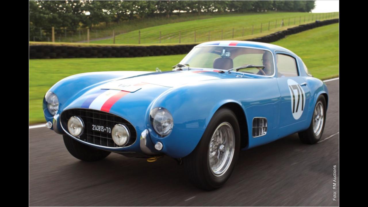 Platz 8: Ferrari 250 GT Tour de France, Baujahr 1956