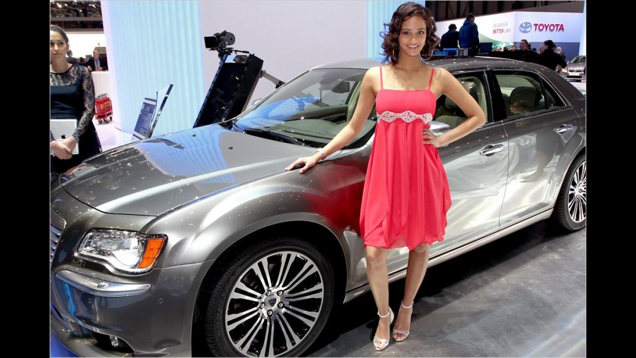 Seit Chrysler zu Fiat gehört und manche Modelle nun Lancia heißen, sind aus dem Pamelas auch Paolas geworden