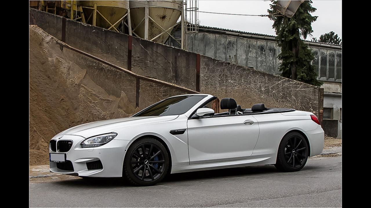 Noelle BMW M6 Cabrio