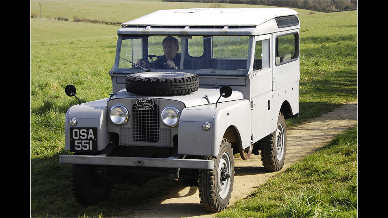 Land Rover Series I (1957)