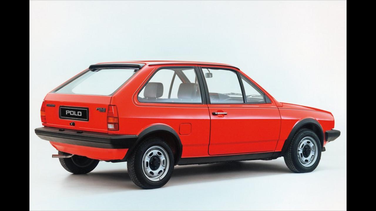 VW Polo Schrägheck