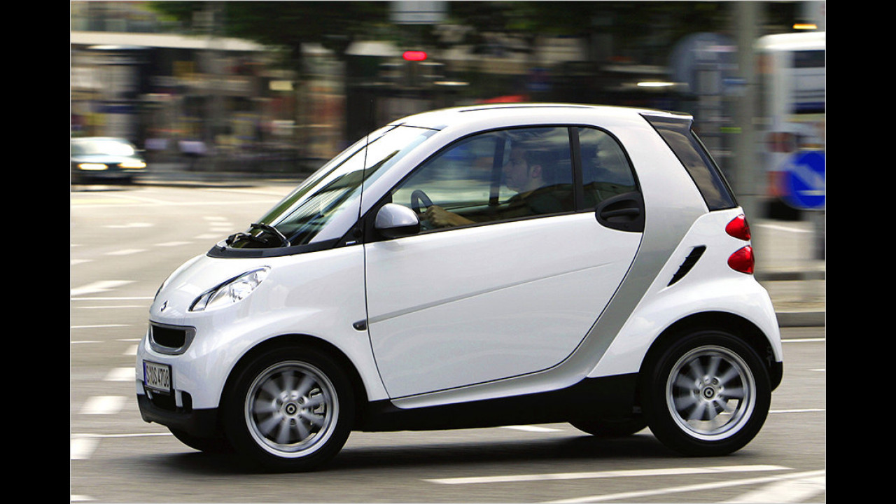 Smart Fortwo (ab 2007)