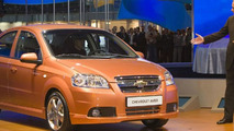 Chevrolet Aveo at 61st Frankfurt IAA