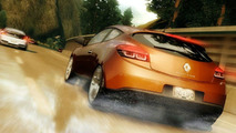 Renault Megane Coupe in Need for Speed Trailer