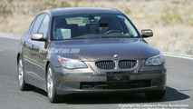 SPY PHOTOS: BMW 5-Series Facelift